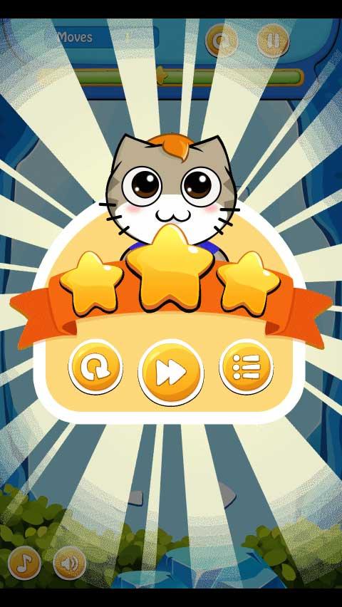 猫咪找零食,益智趣游-h5游戏_手机小游戏_手机网页